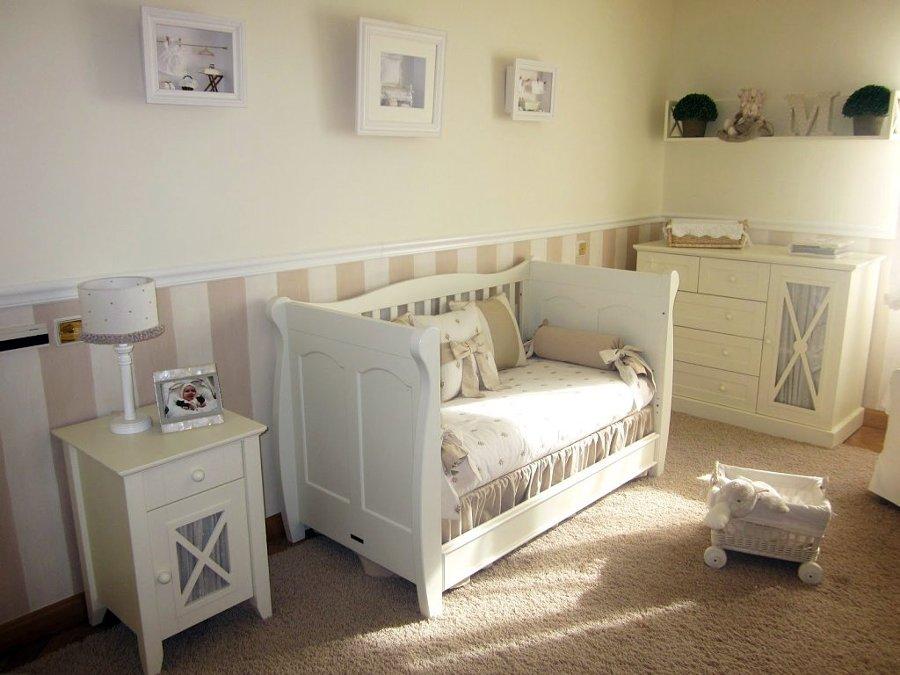 Foto edredones cojines rulos para decorar habitaciones for Como decorar un cuarto infantil