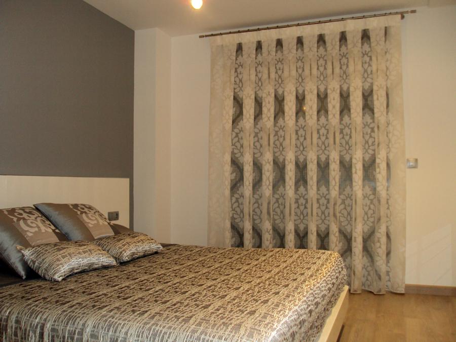 edredones y cortinas