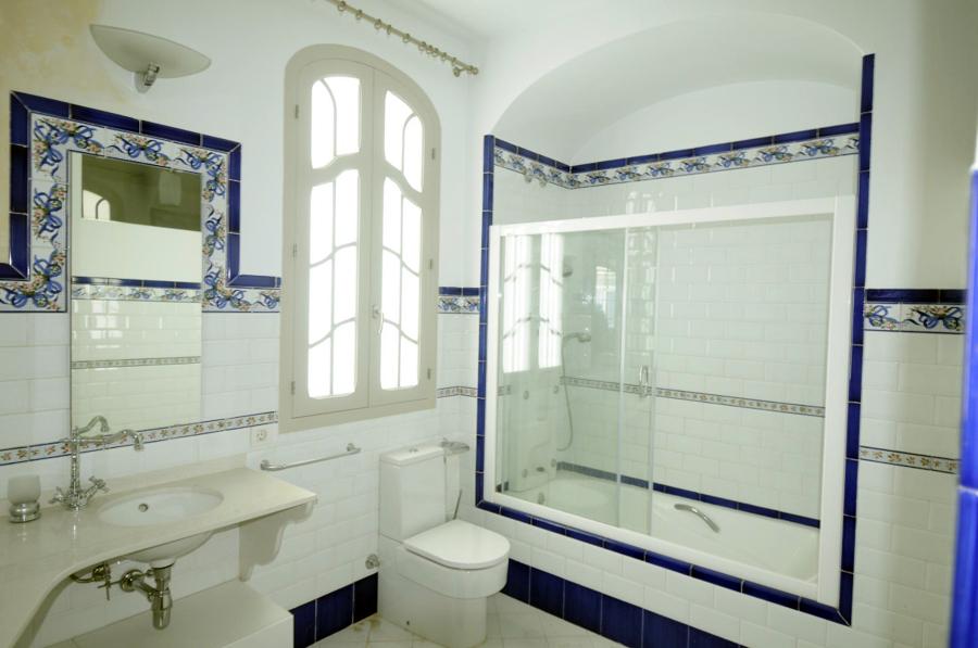 EHABILITACION PISO SEÑORIAL: Baño Suite
