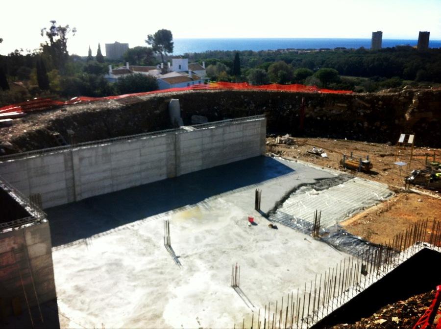 Ejecución de Villa en Marbella