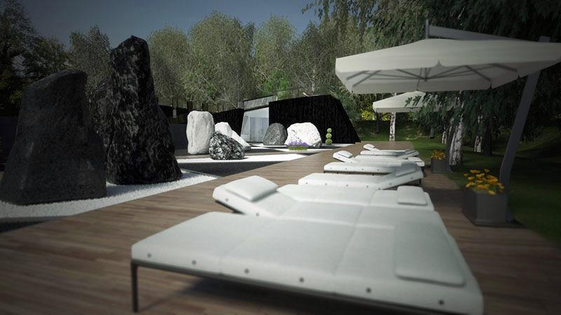Ekoetxe Getxo terraza