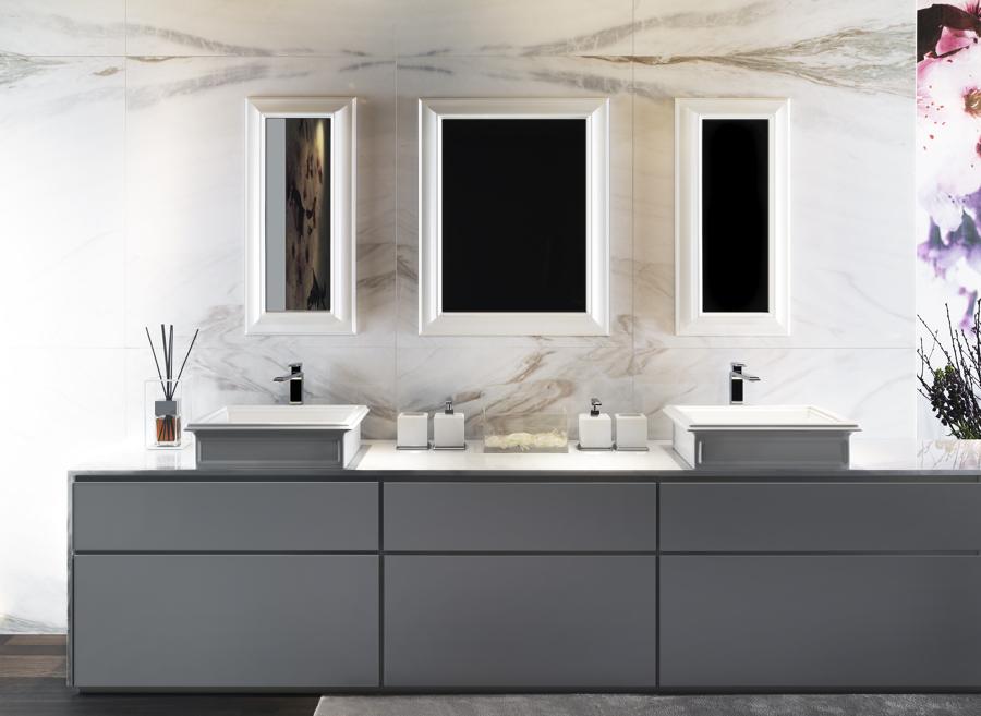 foto: elegante mueble de baño de karol de itaca design baños ... - Muebles De Bano Albacete