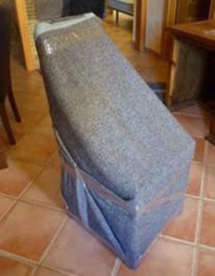 Embalaje sillón