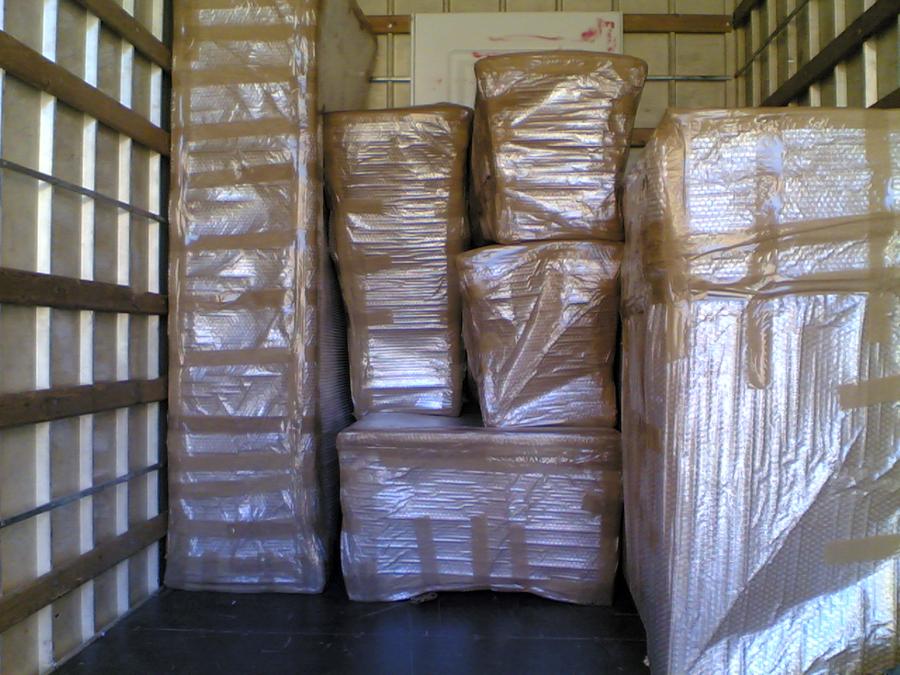 embalajes muebles: