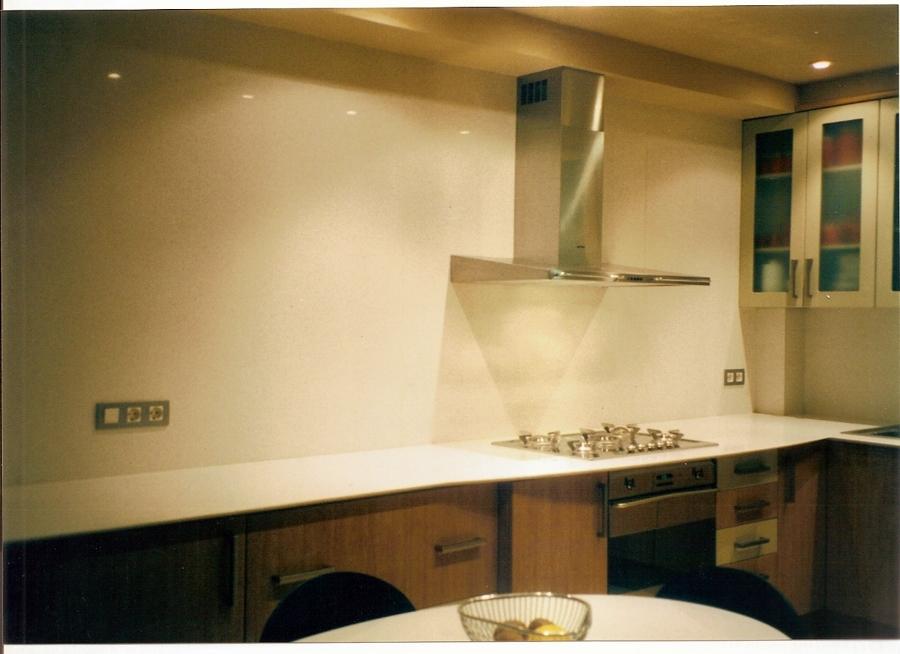 Encimera cocina+frente