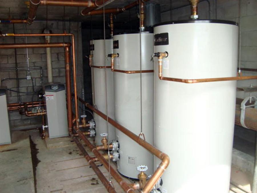 Foto reparacion de calderas mantenimiento de calderas for Reparacion calderas gasoil