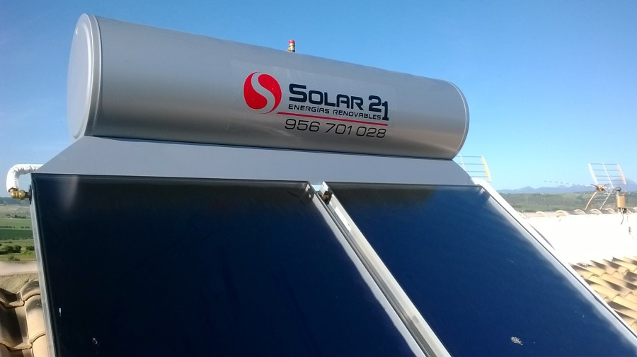 Foto energia solar termica de solar 21 581449 habitissimo - Energia solar tenerife ...