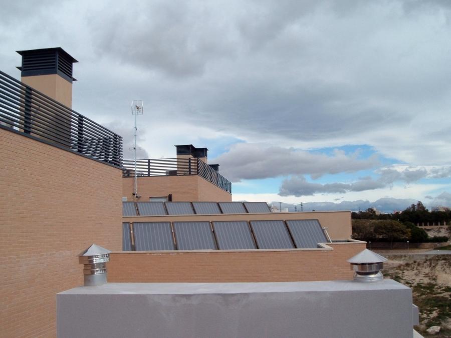 Foto energ a solar de teymon 88 sl 380639 habitissimo - Energia solar tenerife ...