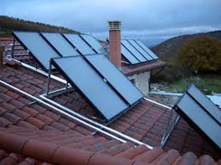 Foto energia solar de fontaneria calefaccion y a - Energia solar tenerife ...