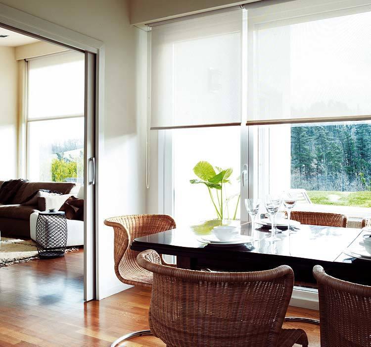 Foto enrollables screen de superdecor cortinas decoraci n 138060 habitissimo - Cortinas screen opiniones ...