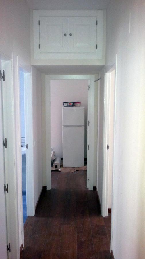 entrada a casa *obra en madrid*