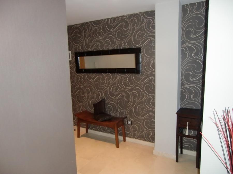 foto entrada pared papel pintado de tpintamos 691911
