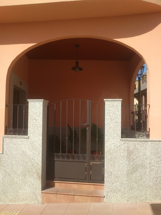 entrada ,porche