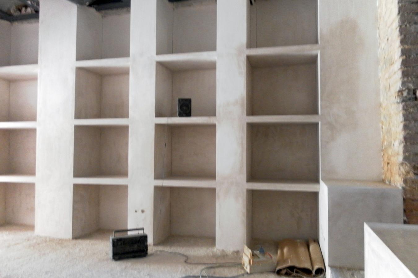 Foto enyesado armarios de obra de enguixats garcia niub guix i decoraci 210169 habitissimo - Armarios de obra ...