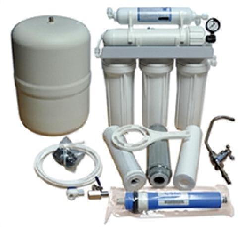 Foto equipo de osmosis inversa 5 etapas de instalaciones for Equipo de osmosis inversa