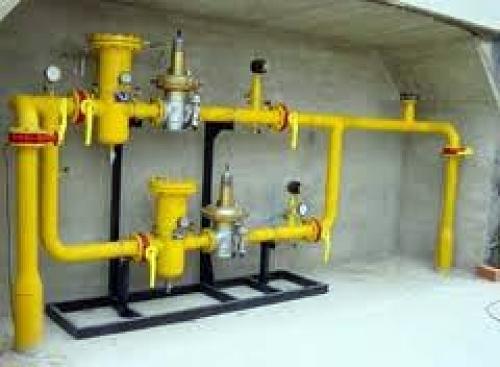 Foto erm estaci n de regulaci n y medida de instaladores for Gas natural malaga