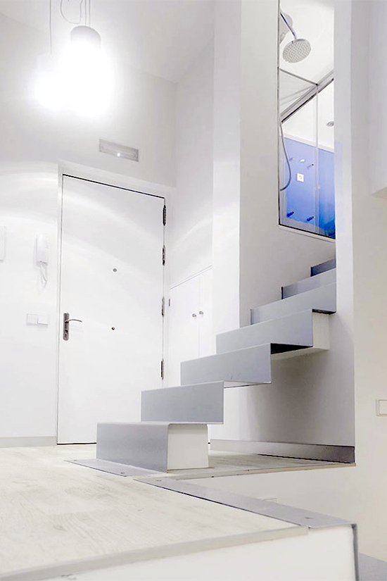 Escalera CANARIAS HOUSE