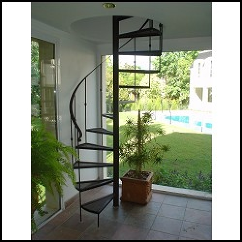 Foto escalera caracol de cristian metalic 142913 - Precio escalera caracol ...