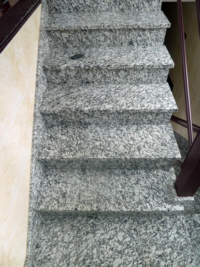 Escalera de mármol 2