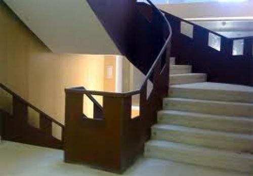 Foto escalera de viviendas de cemyce gomez 405585 for Escaleras de viviendas