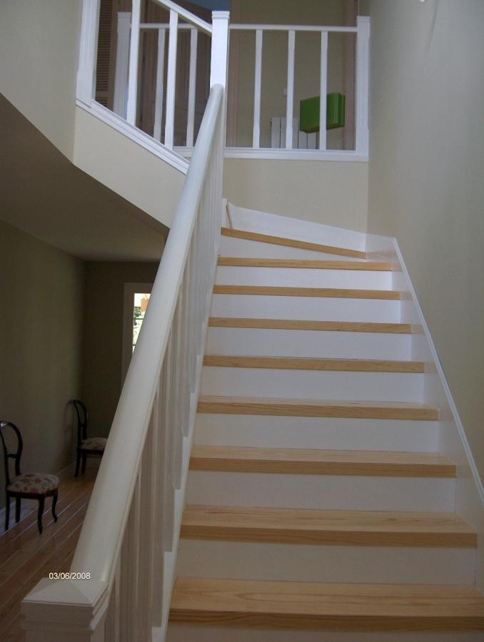 Escalera interio