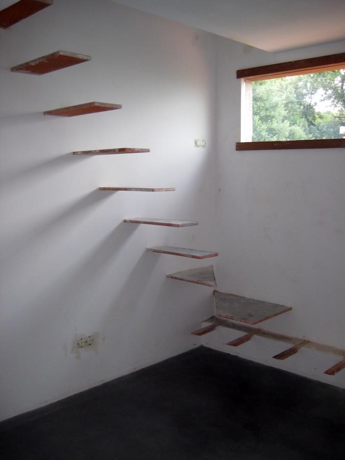 Foto escalera volada de rubies construccions 318021 for Detalle escalera volada