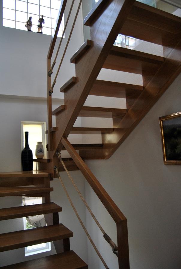 Foto escalera de reformas rolsan 468589 habitissimo - Reformas de escaleras ...