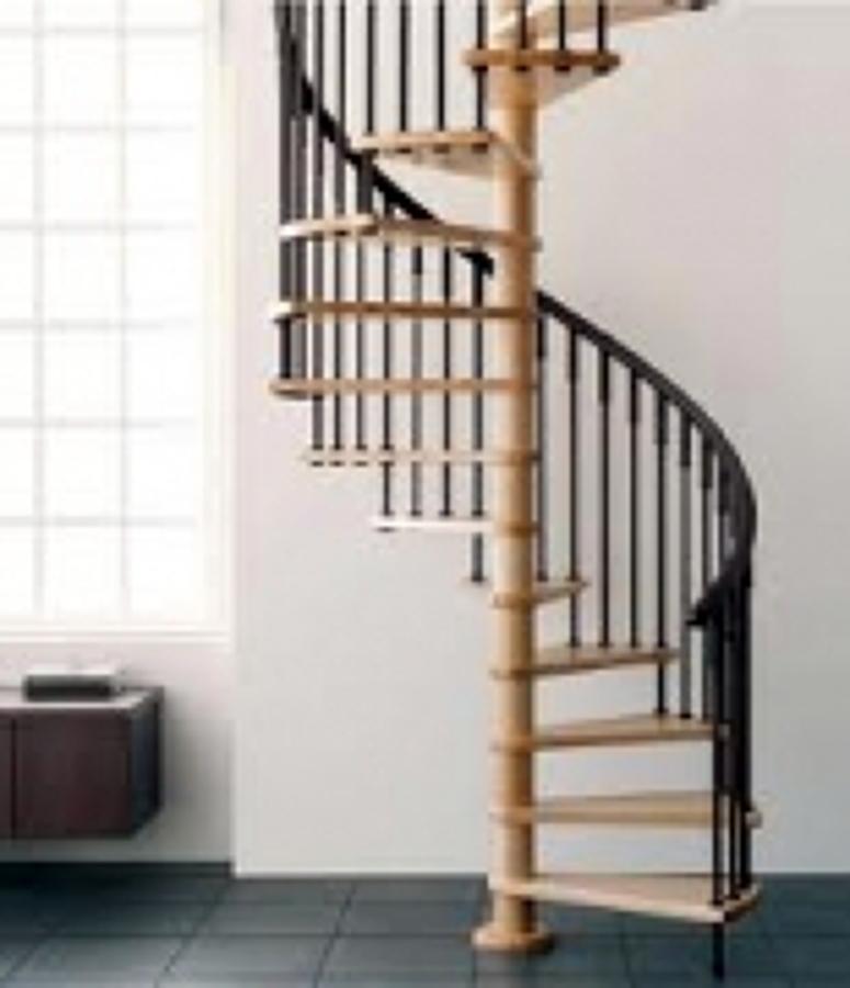 escaleras caracol
