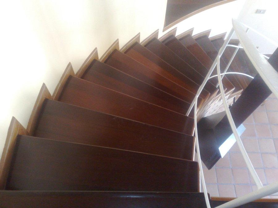 escaleras macizas