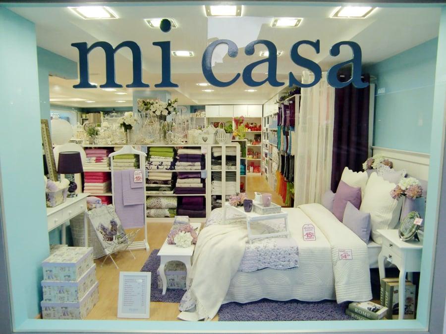 Foto escaparate de una tienda mi casa de mi casa cosas de for Cosas de casa decoracion catalogo