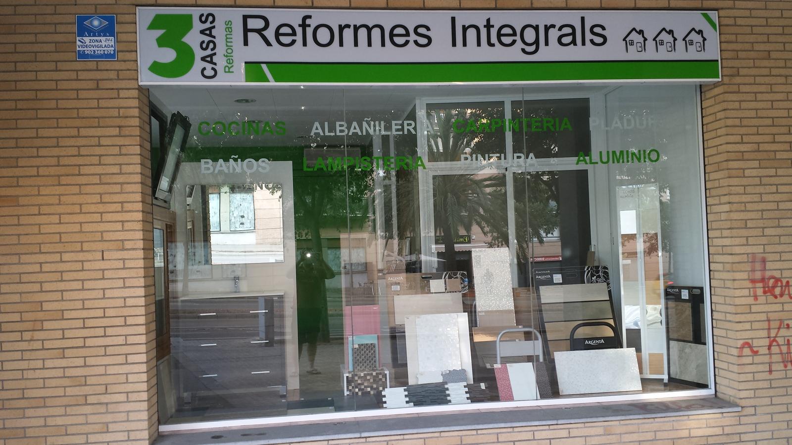 Foto escaparate reformas 3 casas de reformas 3 casas - Como hacer un escaparate ...