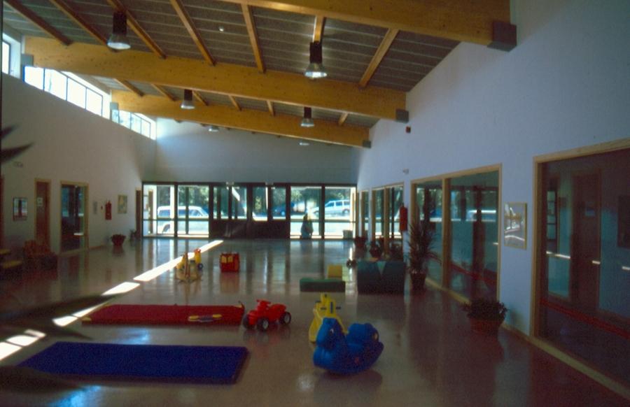 Escola infantil en bertamirans