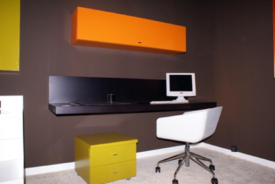 Zen Decoracion Fuenlabrada ~ Dormitorio juvenil moderno y minimalista, de impecables acabados en
