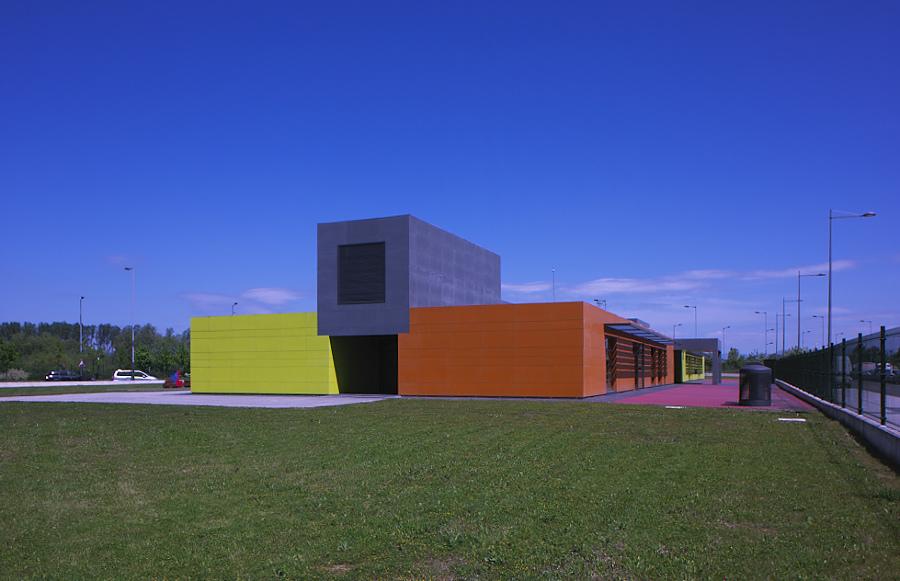 Escuela Infantil en Salburua