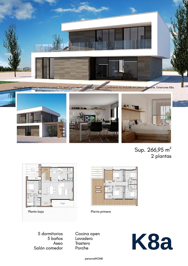 ▪ PersonalHOME K8a ▪