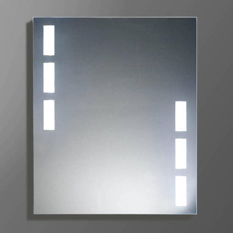 Foto espejo ba o con luz e44 asilux de tienda inicia for Espejos a medida online