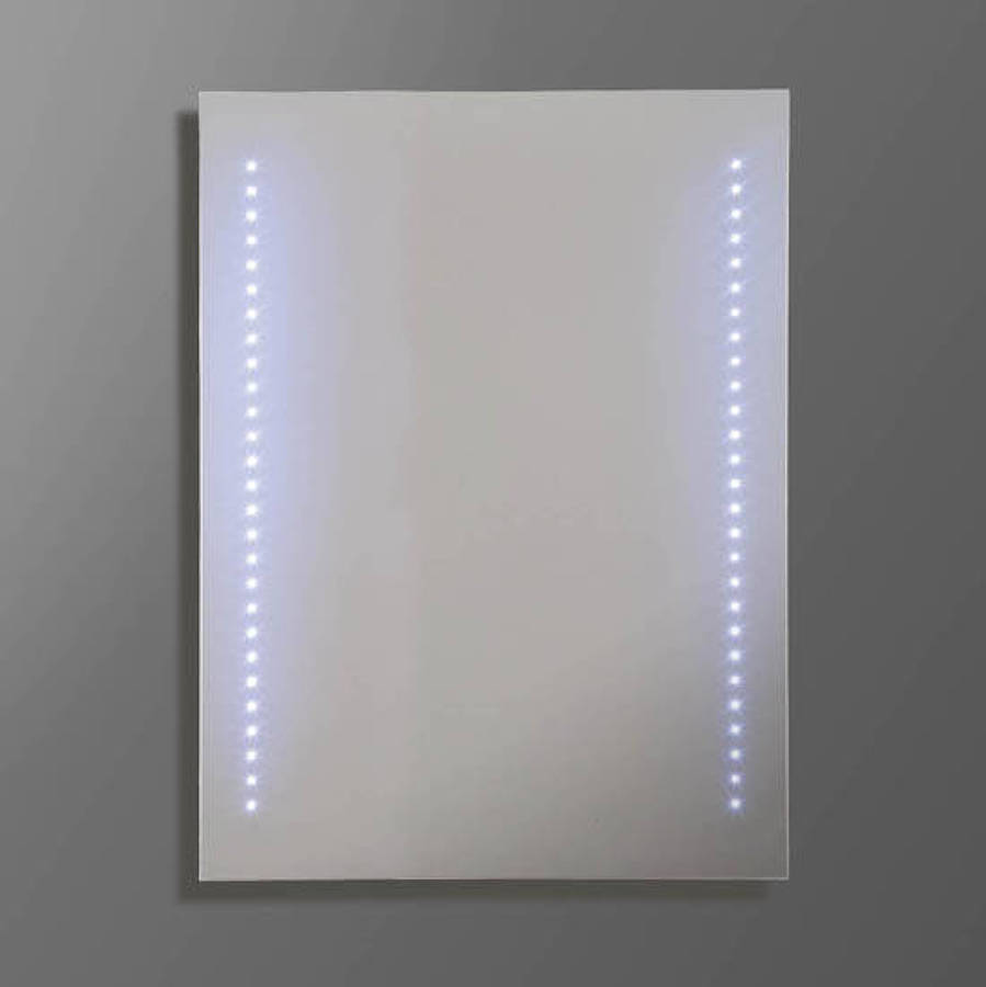 Foto espejo ba o con luz led e40 lux de tienda inicia for Espejos para banos modernos