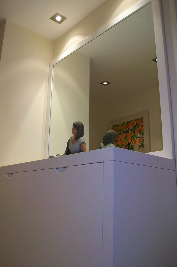 Foto: Espejo Enmarcado a Medida en Madera DM Lacado de De Pepa´s ...