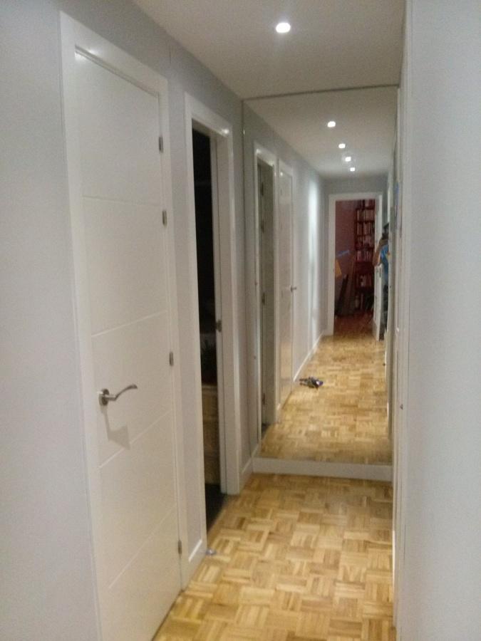 Foto espejo empotrado de cristaleria luis 881402 - Espejos para pasillos ...