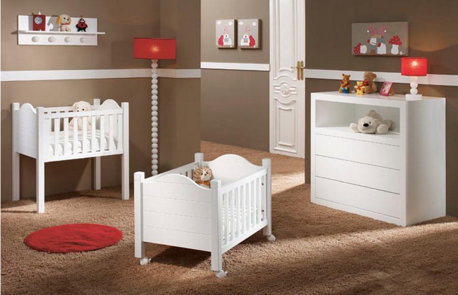 Foto minicunas de trebol mobiliario de decoasencio - Mobiliario infantil sevilla ...
