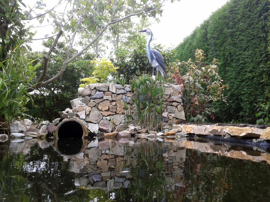 Foto estanque natural de piscinas cujarsa 398389 for Estanque natural