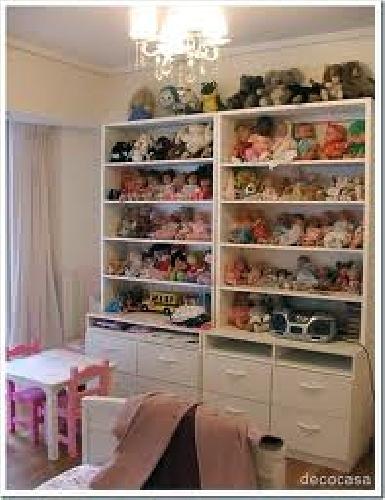 Foto estanter a para ni os de cocarma colocaci n de - Estanterias para guardar juguetes ...