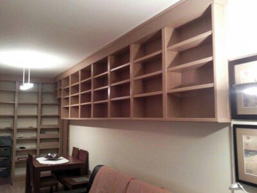 Foto estanterias a medida de carpinter a hermanos campos - Estanterias a medida ...