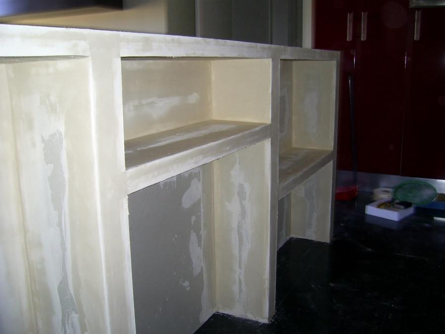 Foto estanterias de pladur de yesos barnaguix s l - Estanterias pladur ...