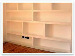 Foto estanter as de pladur de construcciones y reformas - Estanterias pladur ...