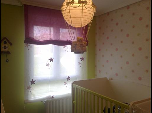 Foto estores infantiles de morales decoracion 157491 habitissimo - Decoracion cortinas y estores ...
