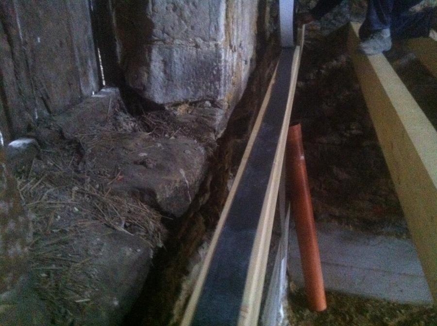 estructura de madera laminada en reforma integral