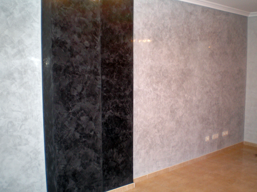 Foto estuco de pintura y decoraci n j callej n 142945 for Estuco veneciano precio