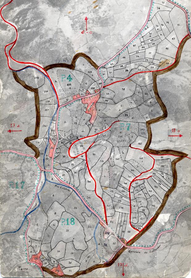 Estudio historico cartografia catastral