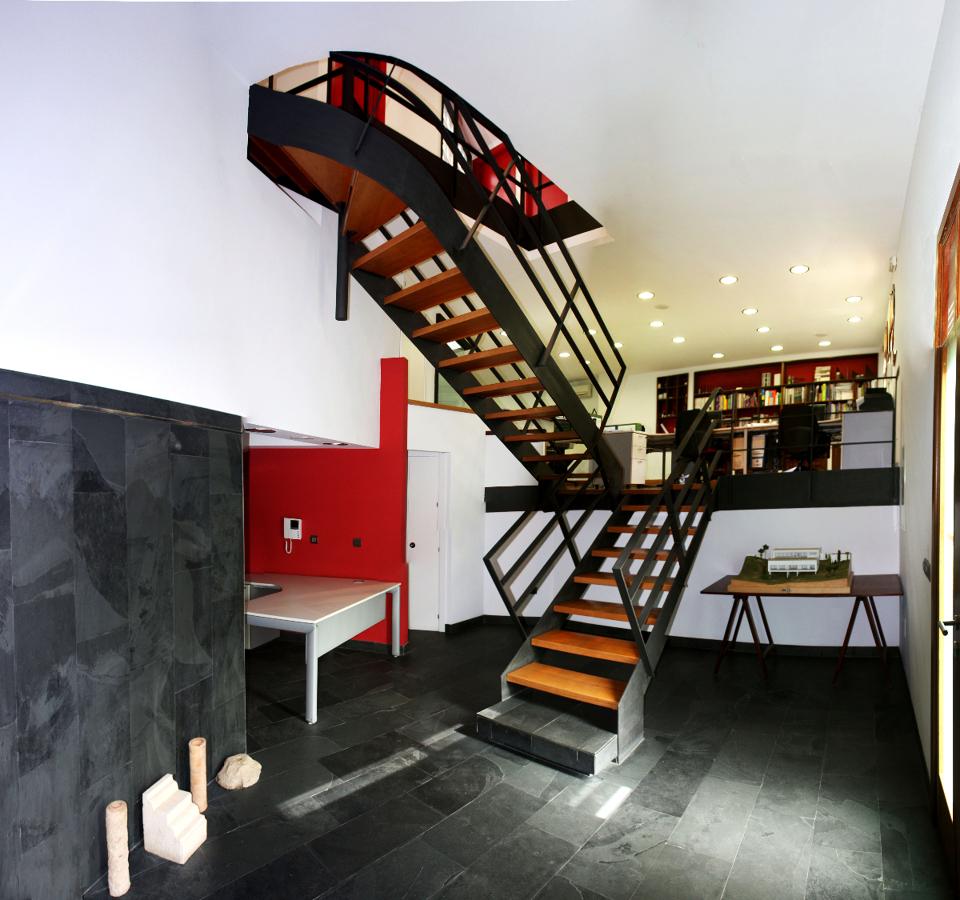 Estudo de Arquitectura-Entrada
